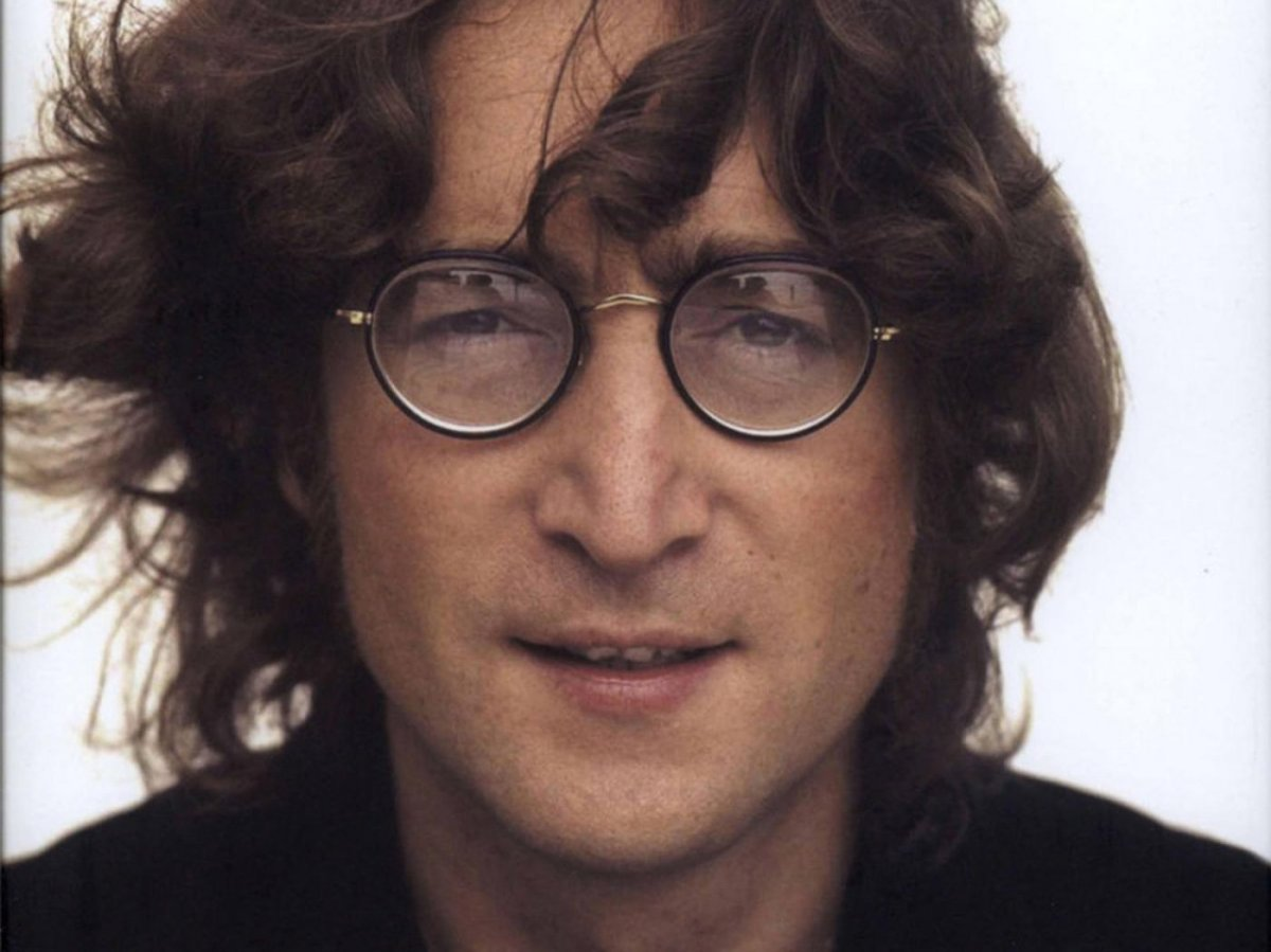 """Nobody told me there'd be days like these…"" Remembering John Lennon."