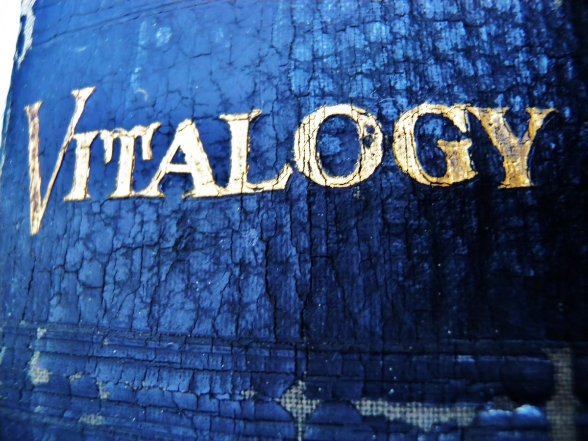 Vitalogy: An amazing but very amusing medical Encyclopedia