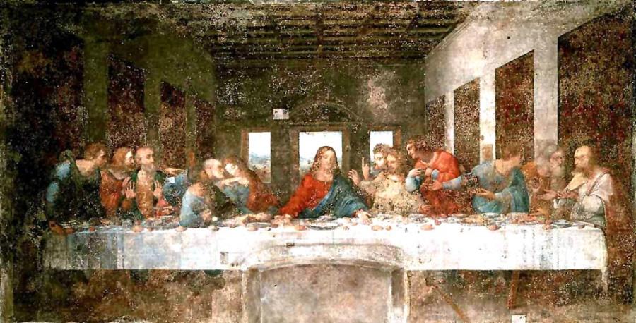 Leonardo_da_Vinci_-_Ultima_cena_-_ca_1975