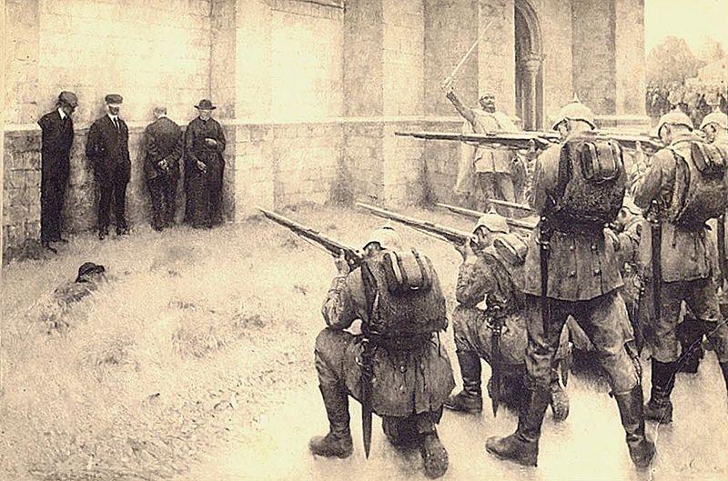 800px-L'exécution_des_notables_de_Blégny,_1914_(par_Evariste_Carpentier)