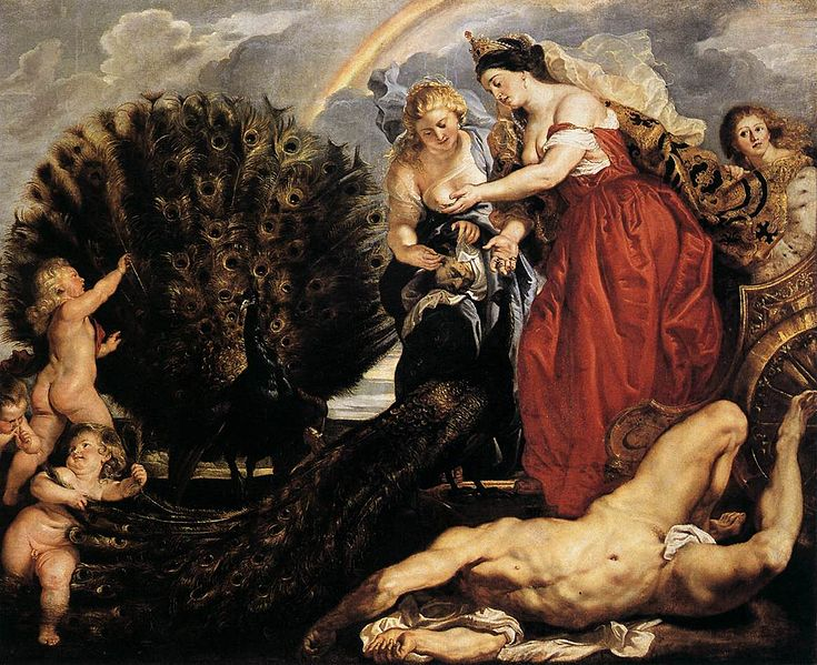 735px-Peter_Paul_Rubens_-_Juno_and_Argus_-_WGA20280