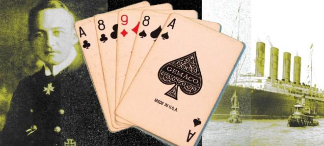 lusitania gamble