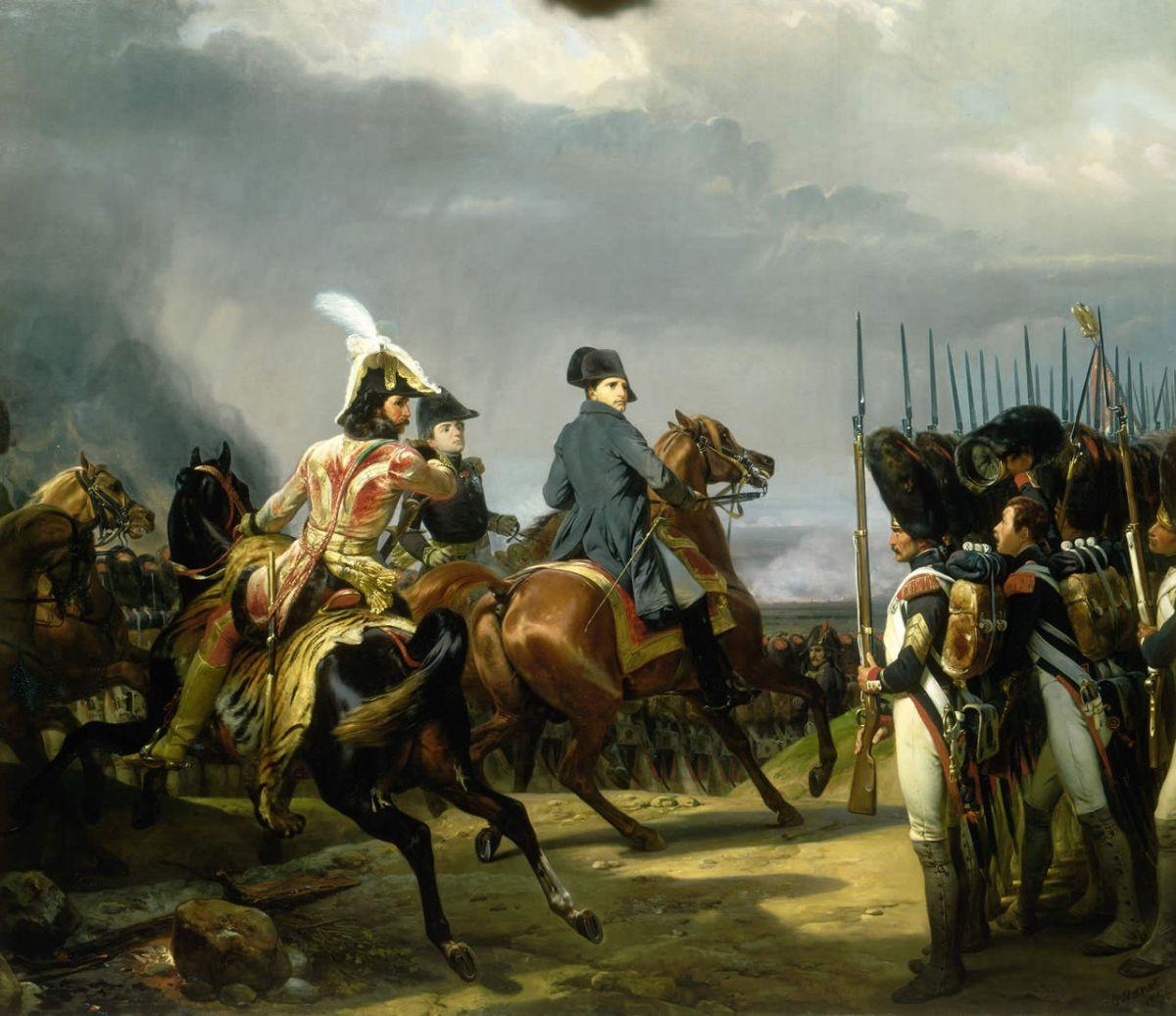 The Napoleonic Art of War.