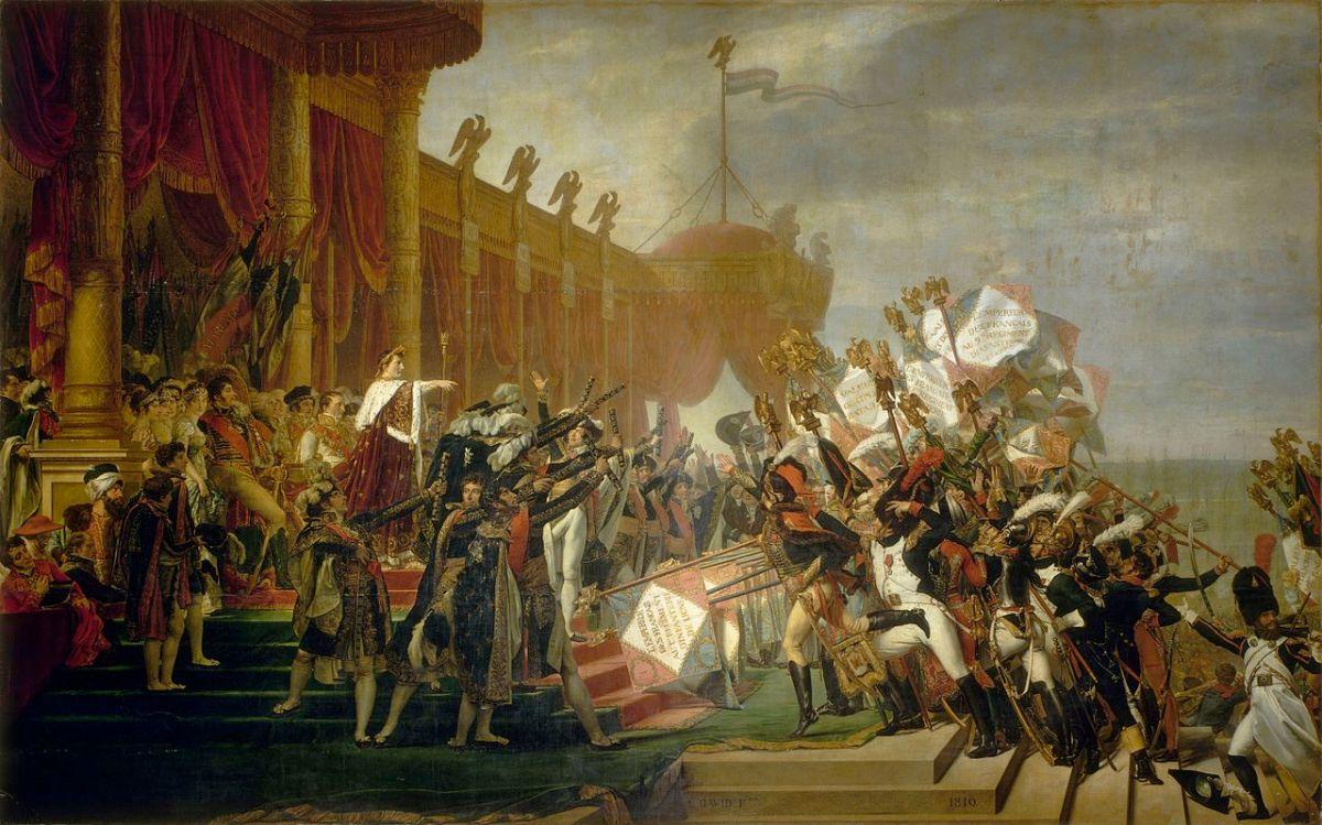 The Napoleonic Eagle.