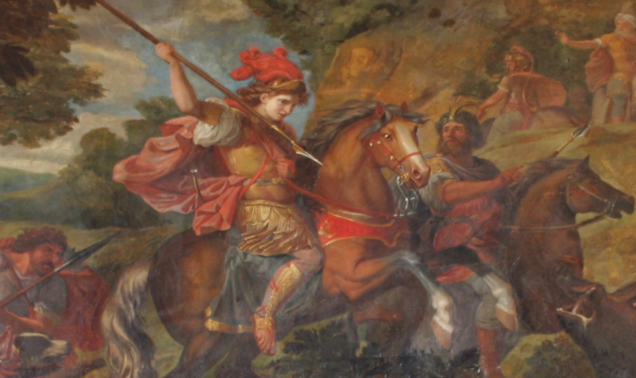Painting_of_Cyrus_the_Great_in_battle