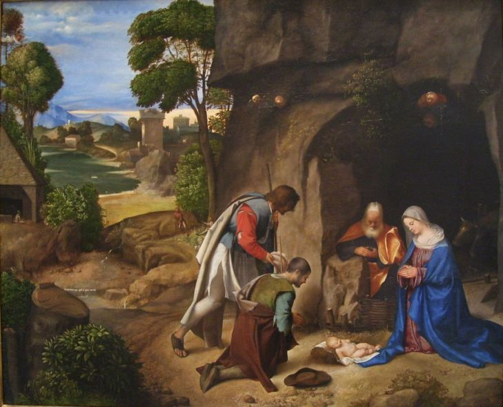 The_Adoration_of_the_Shepherds_-_Giorgione_-_1505_NG_Wash_DC