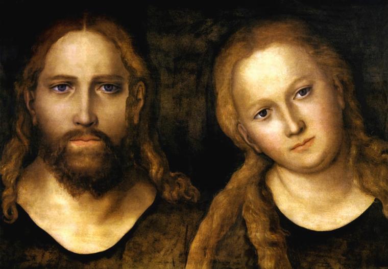 christ-and-mary-lucas-cranach-the-elder