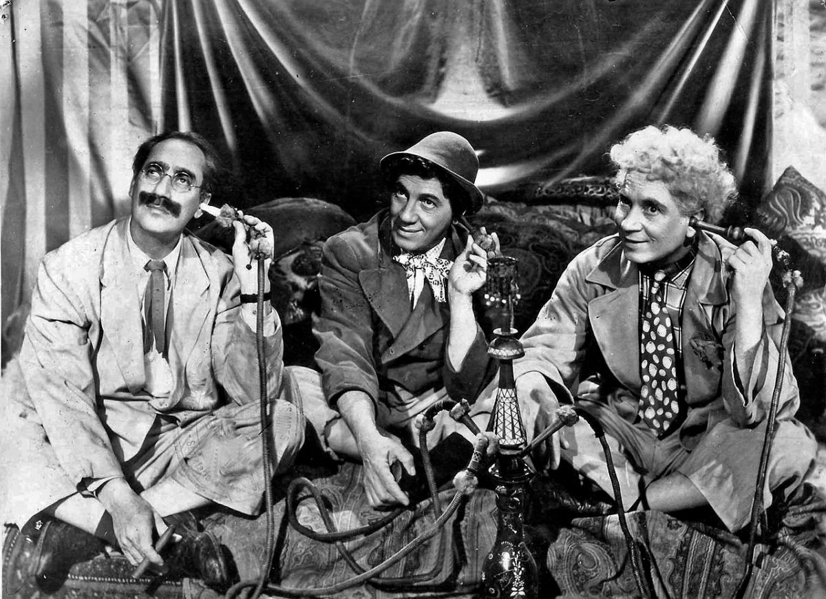 The Essential Marx Brothers Films
