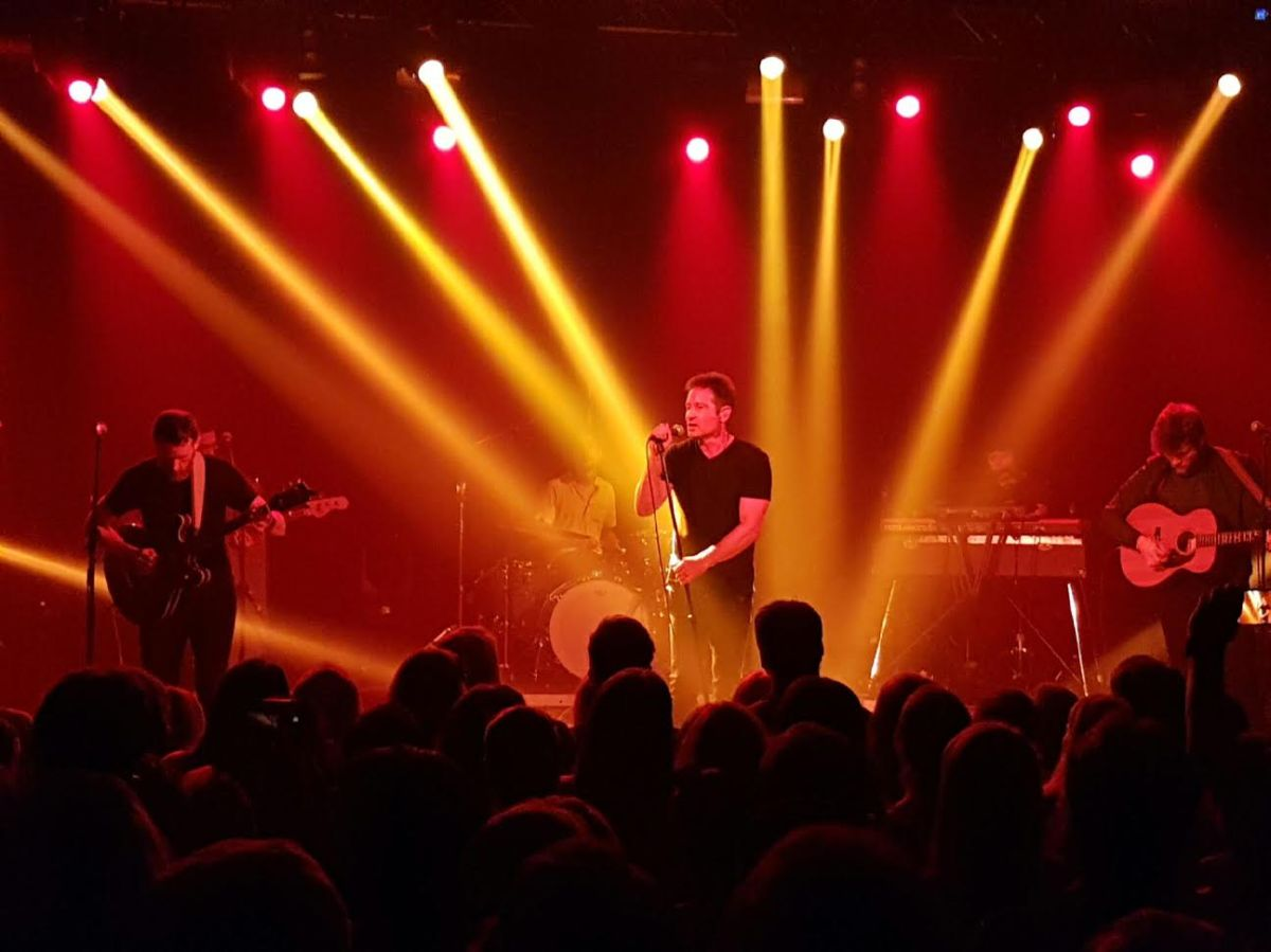 Review: David Duchovny live in Melbourne.