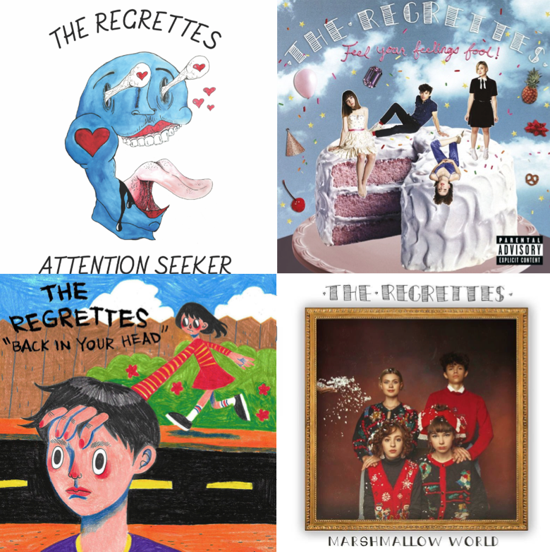 The rise and rise of The Regrettes: Interview with