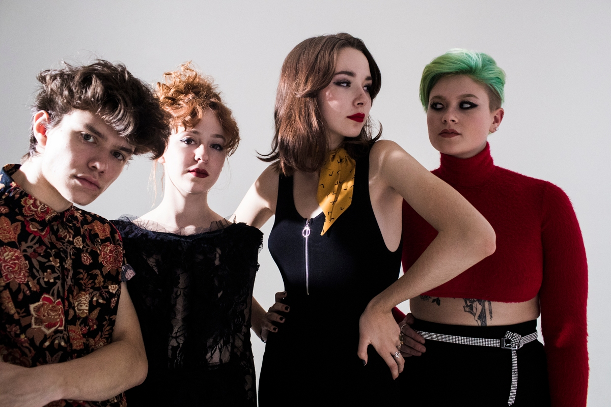 The rise and rise of The Regrettes: Interview with frontwoman Lydia Night.